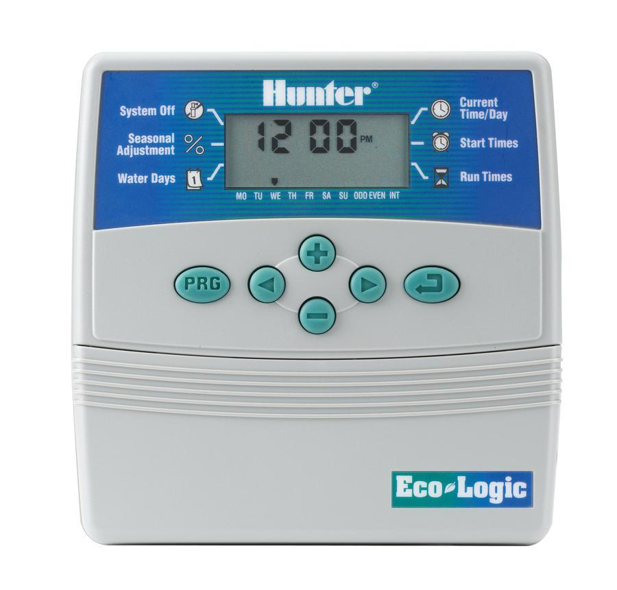 ELC — 601 i E пульт управления поливом для 6 зон внутренний