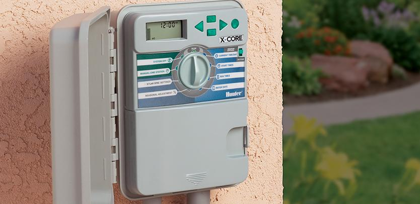 X-CORE Умный пульт управления для небольшого частного приусадебного участка