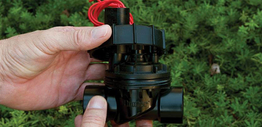 PGV JAR TOP Возможность доступа внутрь клапана без использования инструментов обеспечивает легкость обслуживания