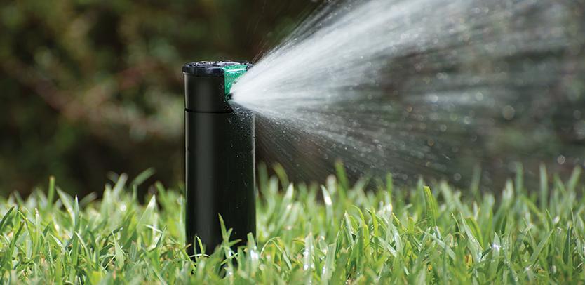 SRM — ротор для полива на близком расстоянии экономно расходующий воду