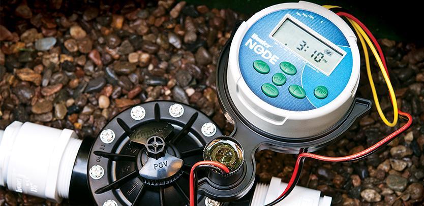 NODE Надежный пульт управления на батарейках, который не нуждается в электропроводах