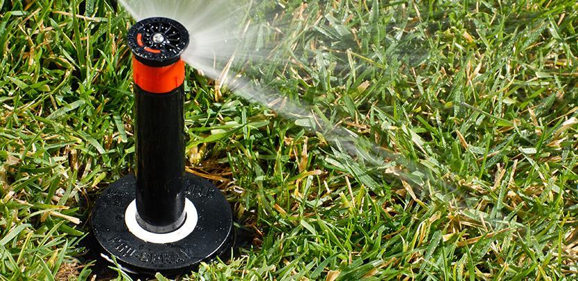 Pro Spray Прочный и надежный дождеватель для использования на приусадебных участках и коммерческих объектах