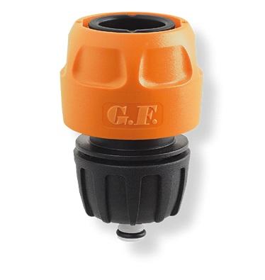 Коннектор автоматический 1/2″ — 5/8″ AQUA STOP G. F.