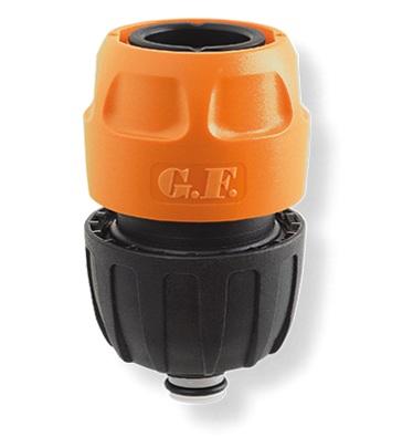Коннектор автоматический 3/4″ AQUA STOP G. F.