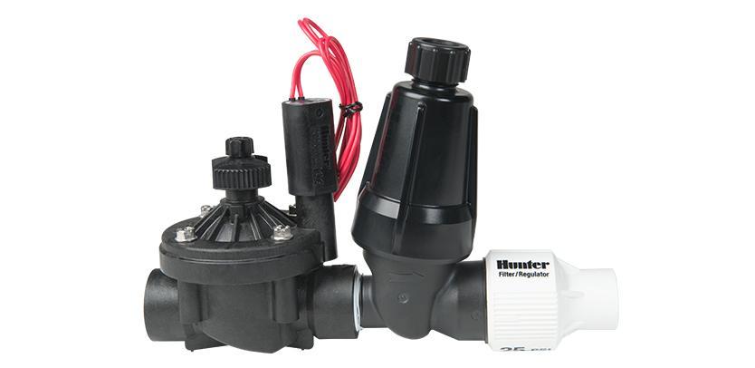 PCZ — 101 — 40 1′ пусковой комплект для микрокапельного полива