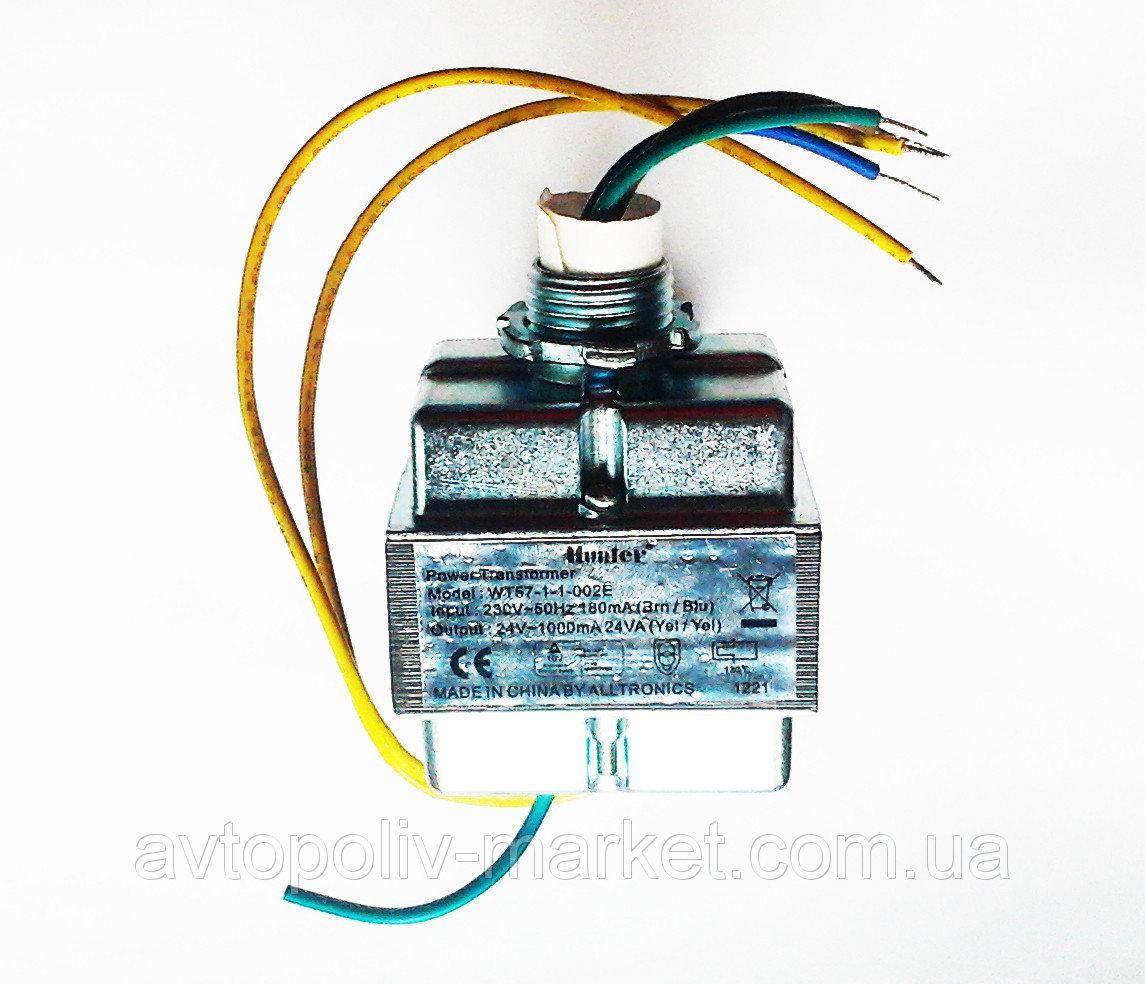 545800 трансформатор 220/24 V
